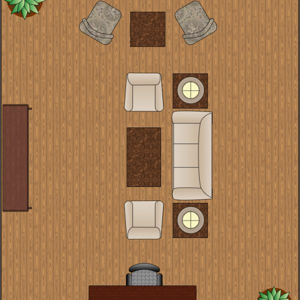 5 Living Room Furniture Layout Ideas to Keep the Balance