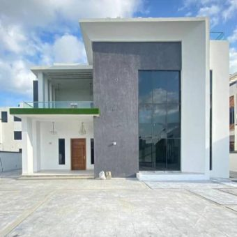 6 Bedroom Full Detached Duplex with Penthouse For Sale