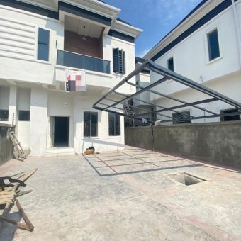 LUXURY BUILT 6 BEDROOM FULLY DETACHED DUPLEX HOUSE FOR SALE