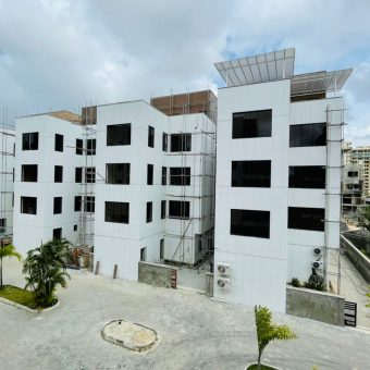 5 BEDROOM LUXURY MAISONETTE WITH SWIMMING POOL, GYM AND ELEVATOR FOR SALE