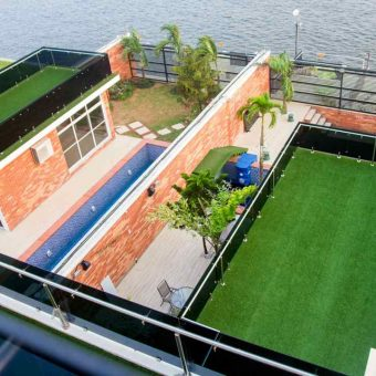 Waterfront 6 Bedroom Fully Detached House For Sale