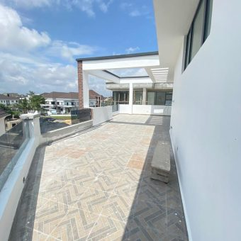 3 BEDROOM TERRACES FULLY DETACHED FOR SALE
